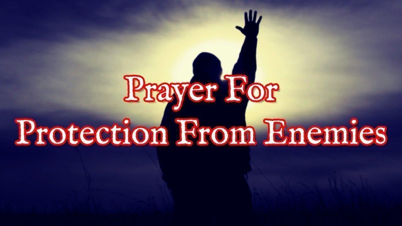 Prayer For Protection Against Evil Spirits
