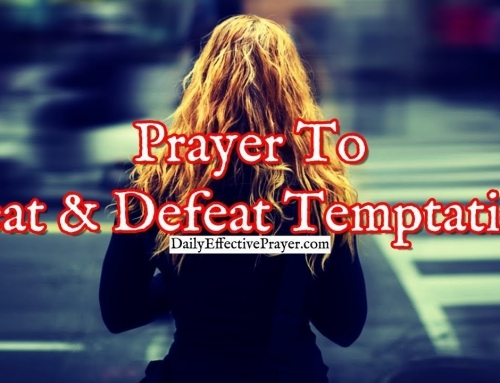 Prayer For Deliverance From Manipulation and Deception
