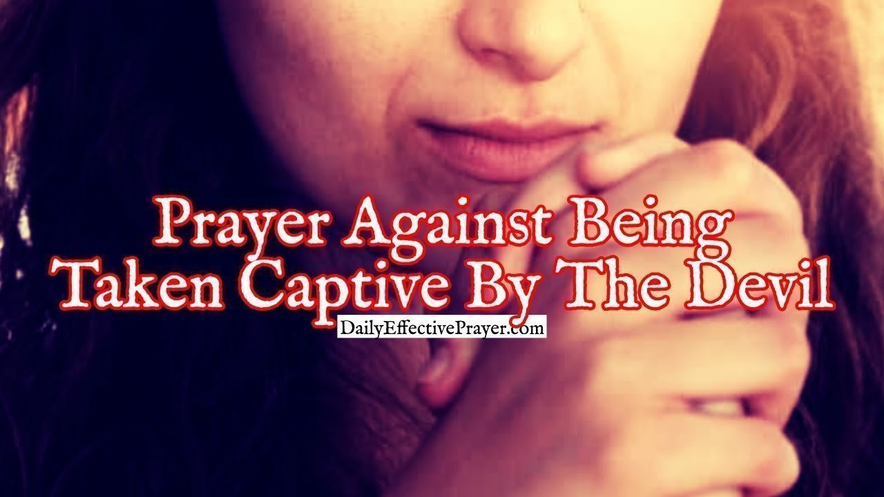 Pray this for protection against the enemy.