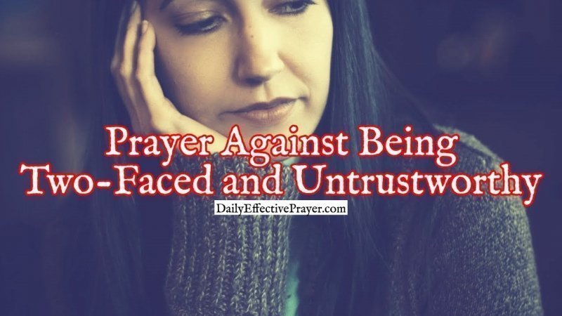 Pray this powerful trust prayer today.