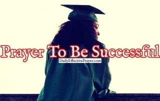 Pray this to be successful in life.