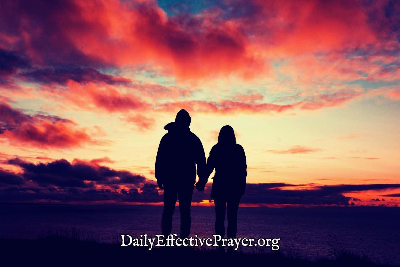 Pray this restoration prayer for your ex.